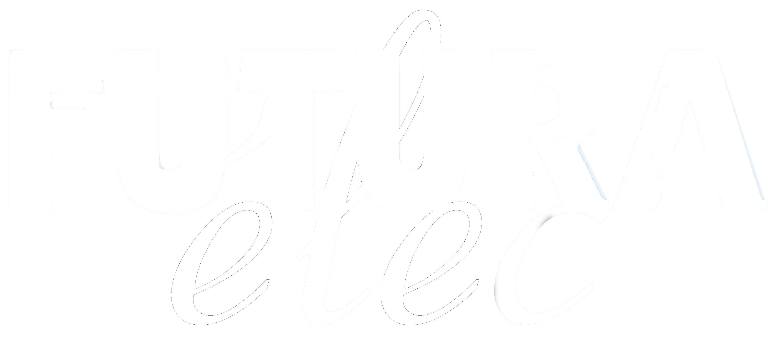 Futura Elec Logo Blanc