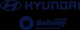 Logo partenaire Hyndai groupe bellamy automobiles