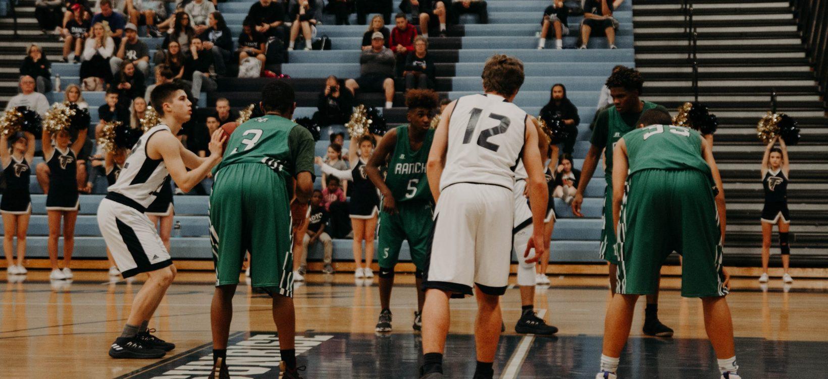 équipe de basket